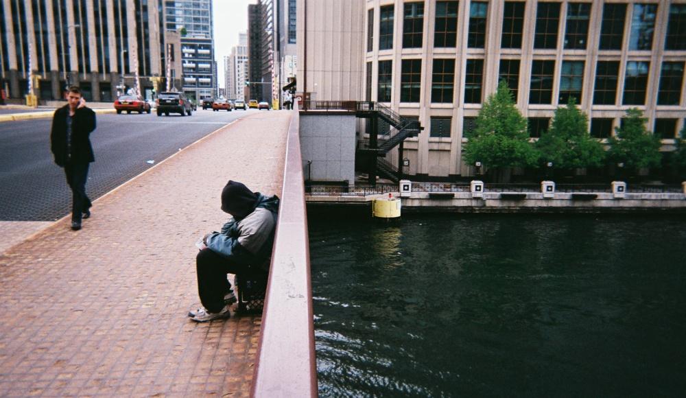 Bridge man